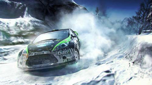 Dirt 3 Giveaway